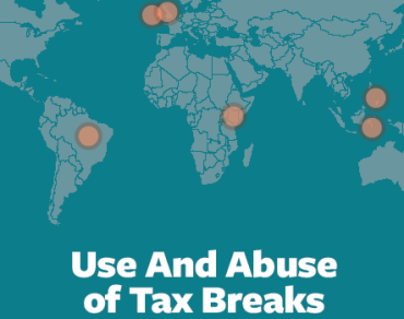 Use and abuse of tax breaks cover
