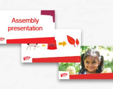 Schools Assembly PowerPoint