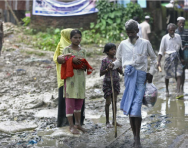 Christian Aid's response to the Rohingya pledging conference