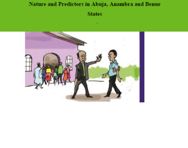 An Assessment of the Nature and Predictors in Abuja, Anambra and Benue States on HIV Related Stigma, Discrimination and Shame in Nigerian Faith Communities