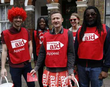 Christian Aid Week Collectors