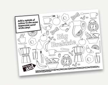 Big Brekkie Childrens resource