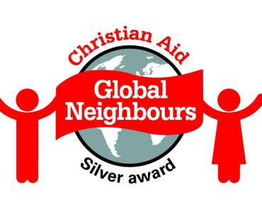 Global Neighbours Silver Award logo