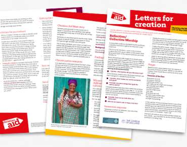 Letters for creation resource