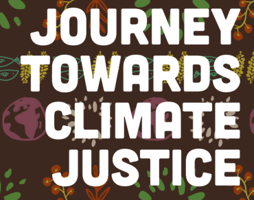 Journey Towards Climate Justice