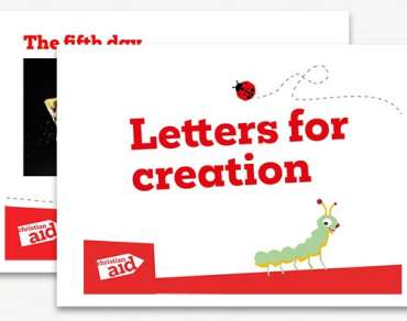 Letters for Creation PowerPoint