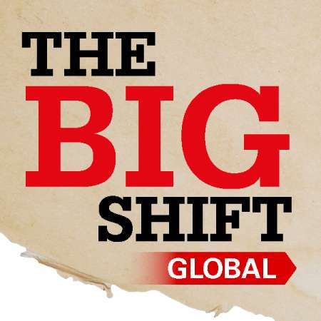 The Big Shift Global logo