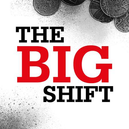 Big shift logo square
